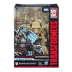 Transformers Studio Series SS-33 Voyager Bonecrusher