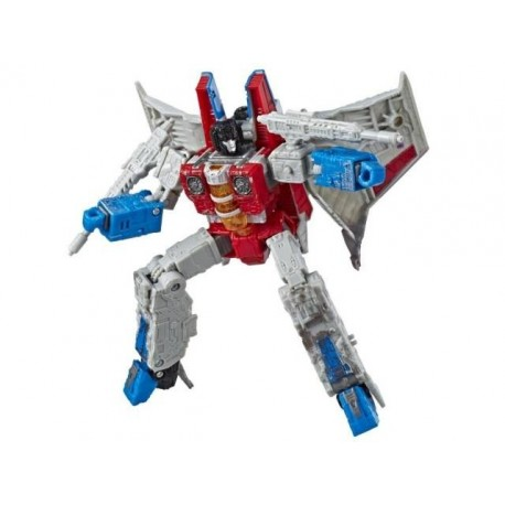 Transformers War for Cybertron Siege Voyager Starscream