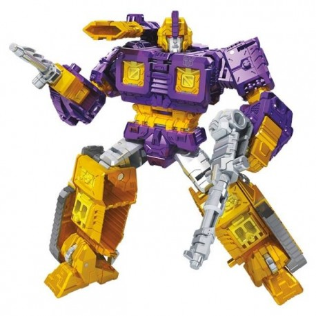 Transformers War for Cybertron Siege Deluxe Impactor