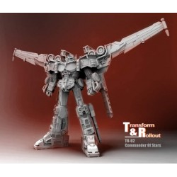Transform and Rollout TR-02 Commander of Stars