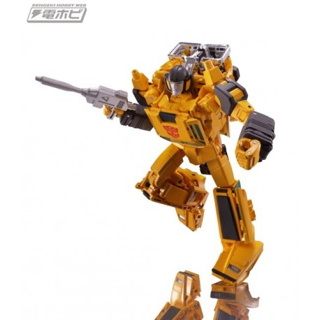Transformers Masterpiece MP-39 Sunstreaker - Reissue