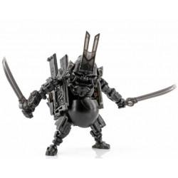 Toy Wolf W-01B Dirty Man Clear Black Limited Edition