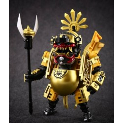 Toy Wolf W-01G Dirty Man Gold