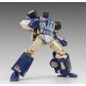 X-Transbots MX-XIIIT Crackup Toy Version