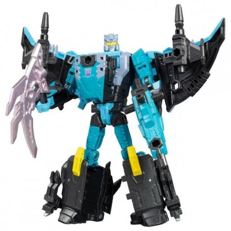 Transformers Takara Tomy Mall Exclusive Generations Selects Seacons Seawing / Kraken
