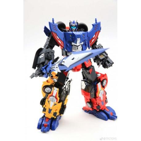 TFC Toys Trinity Force - Set of 3