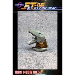 Fans Toys FT-08 Grinder G1 Dino Head - Reissue