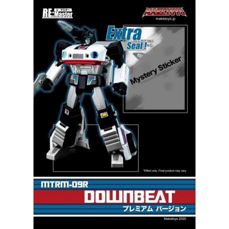 MakeToys MTRM-09R Downbeat Premium Version