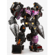 Generation Toy GT-88 Gravity Builder Black Judge Set of 6
