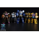 Zeta Toys ZA-07 Bruticon Metallic Edition Set of 5