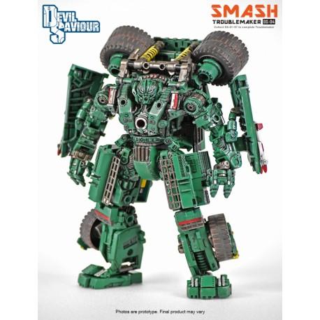 Devil Saviour DS-04 Smash