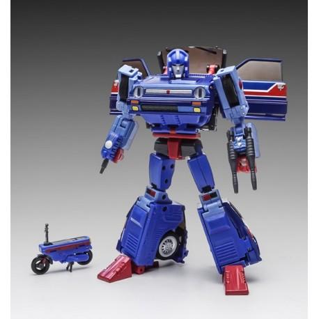 X-Transbots MX-XVII  Savant