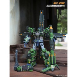 TFC Toys STC-01NB Supreme Techtial Commander - Nuclear Blast ver.