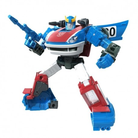 Transformers War for Cybertron Earthrise Deluxe Smokescreen