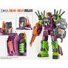 DNA Design DK-19 & DK-21Upgrade Kit for Earthrise Scorponok w/ First Production Bonus