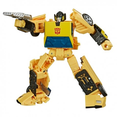 Transformers War for Cybertron Earthrise Deluxe Sunstreaker