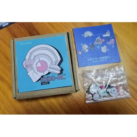 XYZ Studio EX00-RC Big Firebird EX-01 Nicee Arcee Cartoon Head