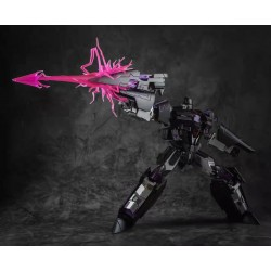 Generation Toy GT-02C ReTyrant - Clear Black Edition