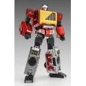 KFC Toys E.A.V.I. METAL Phase 4A Transistor Metallic Version - Reissue