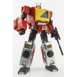 KFC Toys E.A.V.I. METAL Phase 4A Transistor Pure Red Version - Reissue