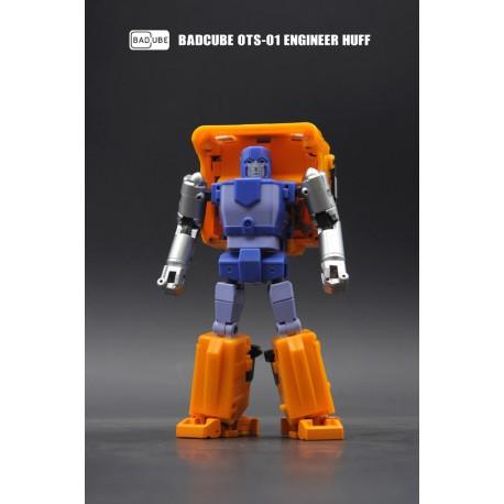 BadCube OTS-01 Huff - Reissue
