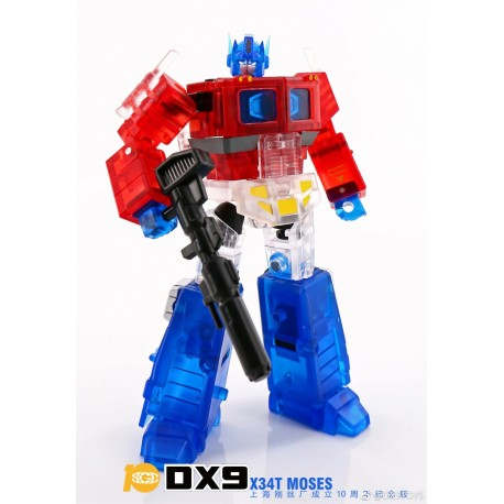 DX9 Toys X34T Moses