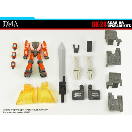 DNA Design DK-24 SS86 06 Upgrade Kit