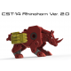 KFC Toys CST-14 Rhinohorn 2.0 & CST-15 Ironpaw 2.0