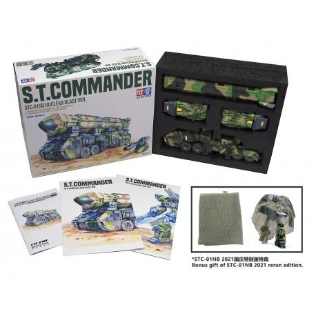 TFC Toys STC-01NB Supreme Techtial Commander - Nuclear Blast ver.