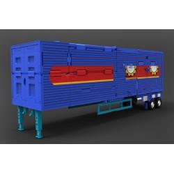 X-Transbots MX-12B G2 Gravestone Trailer
