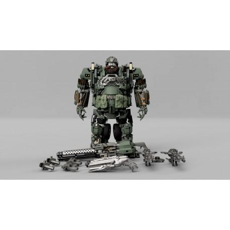 Alien Attack Toys AAT-03 Gundog