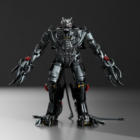 Alien Attack Toys AAT-05 Manticore