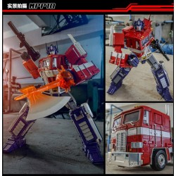 WeiJiang MPP10 aka Transformers Oversized MP-10 Optimus Prime