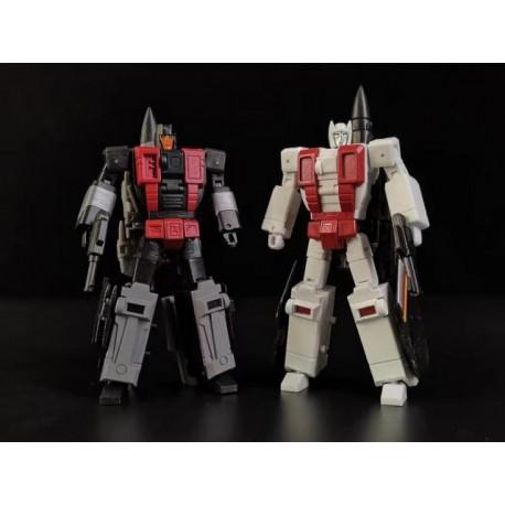 Zeta Toys ZC-01 Downthrust & ZC-02 Skystrike