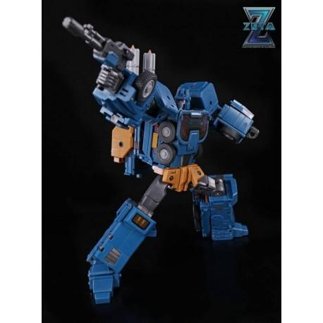 Zeta Toys ZA-03 Blitzkrieg